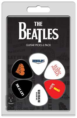 PERRI'S LEATHERS Beatles Picks Picks II Signature trsátka