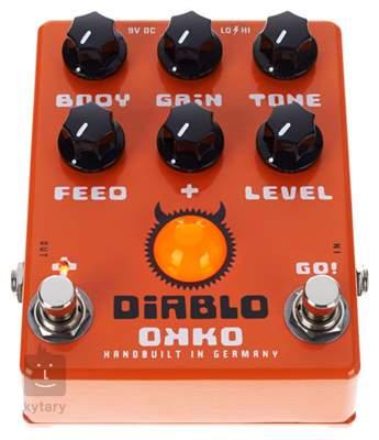 OKKO Diablo Plus Kytarový efekt