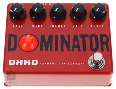 OKKO Dominator Kytarový efekt