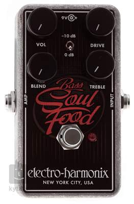 ELECTRO HARMONIX Bass Soul Food Baskytarový efekt