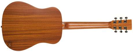 VINTAGE VTG100N (rozbalené) Cestovní kytara