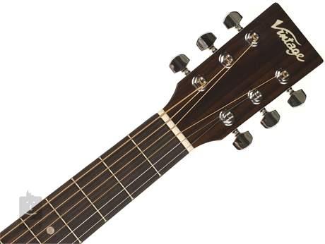 VINTAGE VTG100N Cestovní kytara