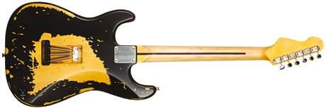 VINTAGE V6MR BK Elektrická kytara