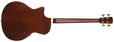 VINTAGE VCB430N Elektroakustická baskytara