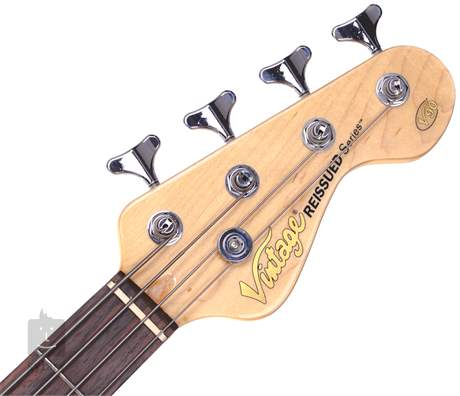 VINTAGE V90CAR Elektrická baskytara