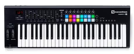 NOVATION Launchkey 49 MK2 USB/MIDI keyboard