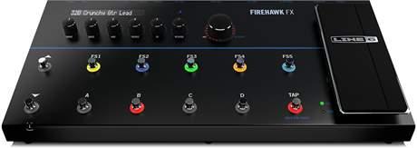 LINE 6 Firehawk FX (rozbalené) Kytarový multiefekt