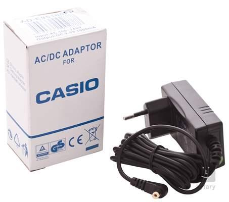 CASIO AD-E95100 Síťový adaptér