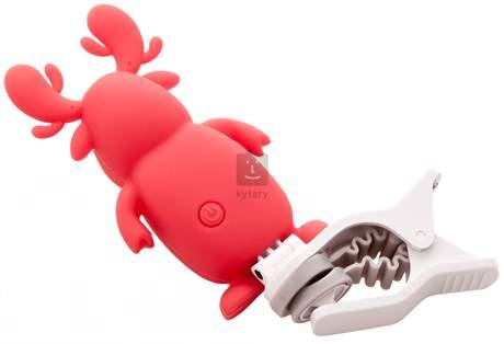 SWIFF Reindeer Red Klipová ladička