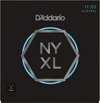 D'ADDARIO NYXL1152 Struny pro elektrickou kytaru