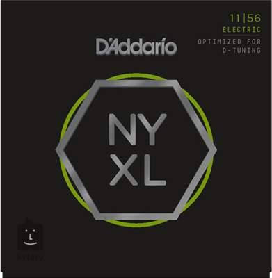 D'ADDARIO NYXL1156 Struny pro elektrickou kytaru