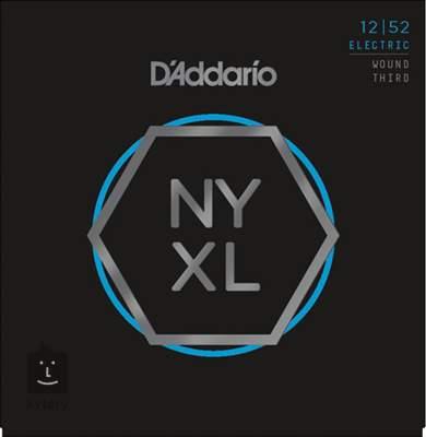 D'ADDARIO NYXL1252W Struny pro elektrickou kytaru