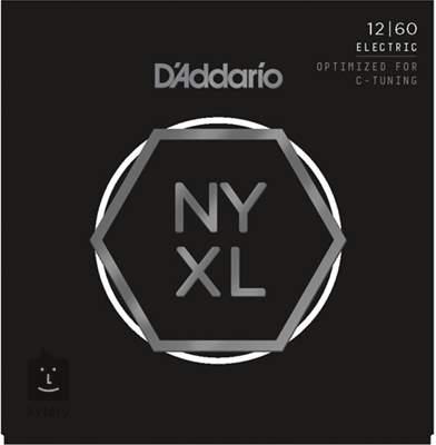 D'ADDARIO NYXL1260 Struny pro elektrickou kytaru