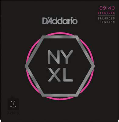 D'ADDARIO NYXL0940BT Struny pro elektrickou kytaru