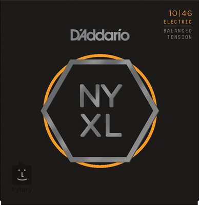 D'ADDARIO NYXL1046BT Struny pro elektrickou kytaru