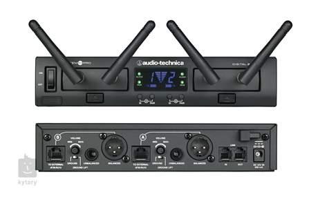 AUDIO-TECHNICA ATW-1311 Duální bezdrátový set