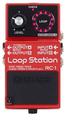 BOSS RC-1 Loop Station Kytarový looper