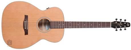 SEAGULL S6 Cedar Concert Hall QIT Elektroakustická kytara