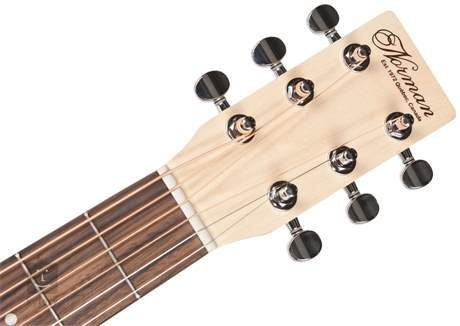 NORMAN Expedition Natural Solid Spruce Parlor SG Akustická kytara