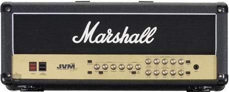 MARSHALL JVM205H Kytarový lampový zesilovač