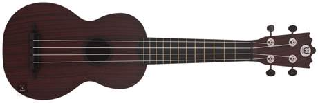 WOODI WU-21W(BK) Akustické ukulele