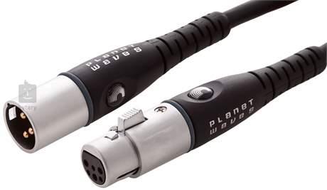 D'ADDARIO PLANET WAVES PW-M-25 Mikrofonní kabel