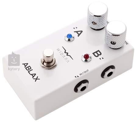 WIDARA ABLAX White Signálový přepínač