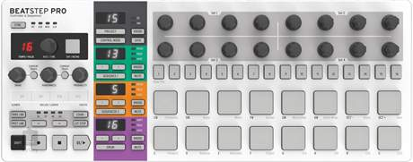 ARTURIA Beat Step Pro USB/MIDI kontroler, sekvencer