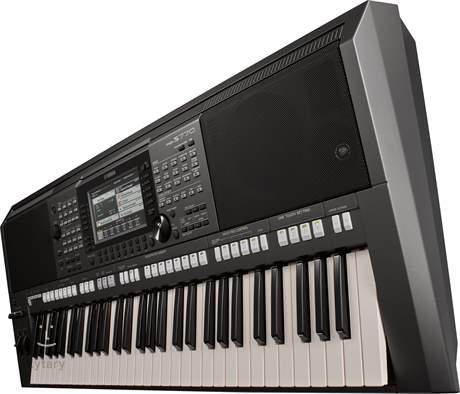 YAMAHA PSR-S770 Workstation, aranžér