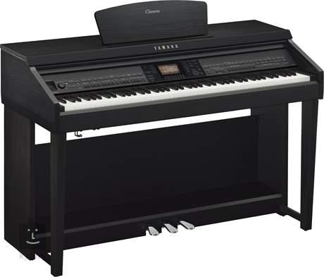 YAMAHA CVP-701 B Digitální piano