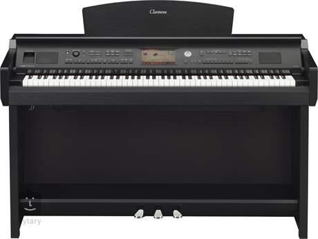 YAMAHA CVP-705 B Digitální piano