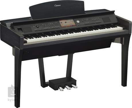 YAMAHA CVP-709 B Digitální piano