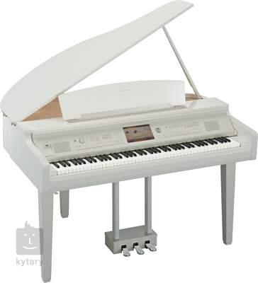 YAMAHA CVP-709 GPWH Digitální grand piano