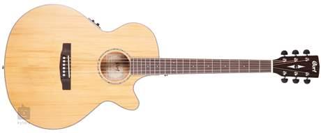 CORT SFX-CED NS Elektroakustická kytara
