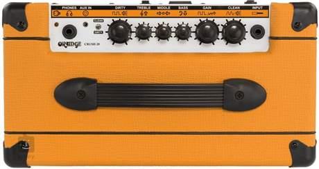 ORANGE Crush 20 (poškozené) Kytarové tranzistorové kombo