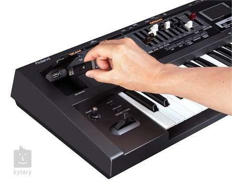 ROLAND V-Combo VR-09 Přenosné digitální stage piano, varhany