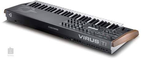 ACCESS VIRUS TI2 KEYBOARD Virtuální analogový syntezátor