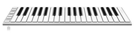 CME X-Key 37 USB/MIDI keyboard