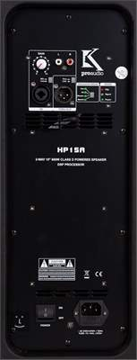 KAIFAT HP15A (použité) Aktivní reprobox