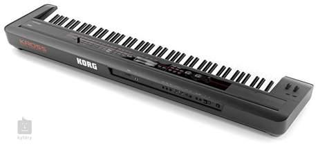 KORG KROSS 88 BK Syntezátor