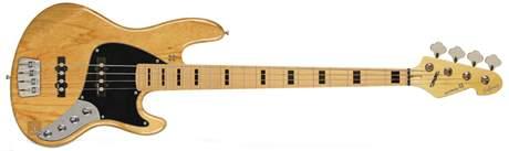 SANDBERG California II TT4 Swamp Ash NA HG MN BI Elektrická baskytara