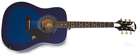 EPIPHONE PRO-1 ACOUSTIC TL Akustická kytara