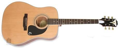 EPIPHONE PRO-1 PLUS ACOUSTIC NA Akustická kytara