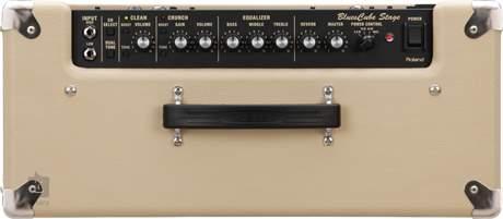 ROLAND Blues CUBE Stage Guitar Amplifier Kytarové tranzistorové kombo