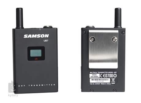 SAMSON Synth 7 Guitar Kytarový/baskytarový bezdrátový set