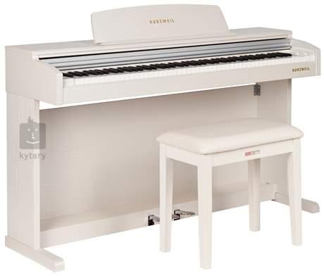 KURZWEIL M210 WH Digitální piano