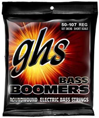 GHS 3035 Struny pro baskytaru