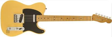 FENDER Road Worn 50s Telecaster MN BLD Elektrická kytara