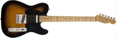 FENDER Road Worn 50s Telecaster MN 2SB Elektrická kytara