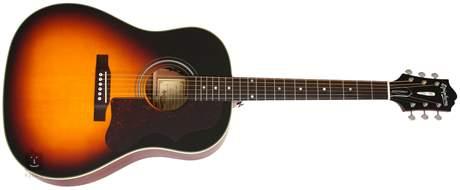 EPIPHONE AJ-45 ME VS Elektroakustická kytara